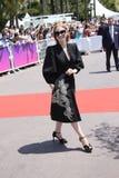 Jessica Chastain atende ao 70th photocall do aniversário Imagens de Stock