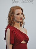 Jessica Chastain Royalty Free Stock Photo