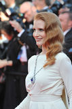Jessica Chastain Royalty Free Stock Photography