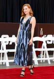 Jessica Chastain Stock Photo