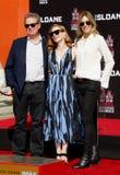 Jessica Chastain, John Madden e Kathryn Bigelow imagens de stock