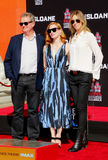 Jessica Chastain, John Madden and Kathryn Bigelow Stock Image