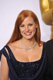 Jessica Chastain Stock Image