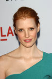Jessica Chastain Stock Photo