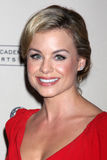 Jessica Collins arrives at the ATAS Daytime Emmy Awards Nominees Reception Stock Photography