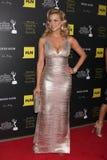 Jessica Collins llega los 2012 Premios Emmy diurnos fotos de archivo