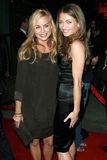 Jessica Collins, Rebecca Gayheart Royalty Free Stock Photography