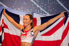 Jessica Ennis-Hill Immagine Stock