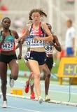 Jessica Judd de la Grande-Bretagne Photos libres de droits