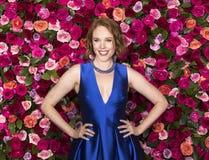 Jessica Keenan Wynn at the 2018 Tony Awards Royalty Free Stock Photo