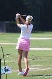 Jessica Korda på golf Evian styrer 2012 Fotografering för Bildbyråer