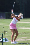 Jessica Korda på golf Evian styrer 2012 Royaltyfri Foto
