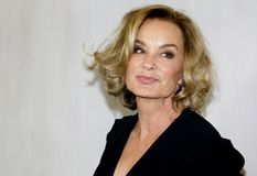 Jessica Lange. At the Hammer Museum Gala In The Garden held at the Hammer Museum in Westwood, USA on October 14, 2017 Royalty Free Stock Images