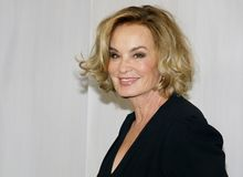 Jessica Lange. At the Hammer Museum Gala In The Garden held at the Hammer Museum in Westwood, USA on October 14, 2017 Stock Images