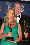 Jessica Lange,Ken Howard Royalty Free Stock Photography