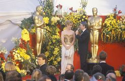Jessica Lange at 62nd Annual Academy Awards, Los Angeles, California Royalty Free Stock Photos
