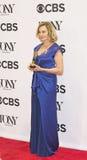 Jessica Lange Wins 2016 Tony Award Stock Foto