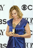 Jessica Lange Wins 2016 Tony Award Stock Photography