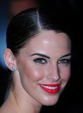 Jessica Lowndes. Arriving for the Marie Claire Inspire & Mentor Campaign reception at the W Hotel in Leicester Square London 17th May 2011. Picture by Simon stock photography