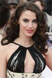 Jessica Lowndes Imagens de Stock Royalty Free