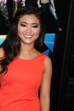 Jessica Lu arrives at the  Stock Photo