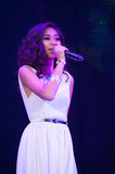 Jessica Sanchez Stock Photo