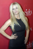 Jessica Simpson on the red carpet Stock Image