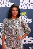 Jessica Szohr. LOS ANGELES - JUN 5:  Jessica Szohr arriving at the the 2011 MTV Movie Awards at Gibson Ampitheatre on June 5, 2011 in Los Angeles, CA Stock Photos