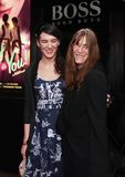 Jessie Smith en Patti Smith Stock Afbeelding