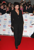 Jessie Wallace. Arriving for the National Television Awards 2014 (NTAs), at the O2, London. 22/01/2014 Picture by: Alexandra Glen / Featureflash Stock Images
