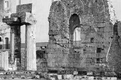 2 jest świątynia Apollo Zdjęcie Stock