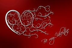Jest mój valentine Obraz Stock