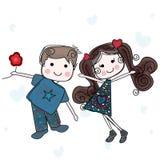 Jest mój valentine Zdjęcia Stock