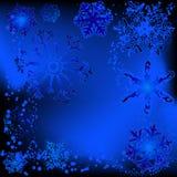 jest płatek śniegu royalty ilustracja
