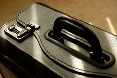 jest sprzedawcą walizki Zdjęcie Royalty Free