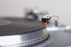 jest uzbrojony nabojowego dysk sztukę gotową gramofon tonować Obraz Stock
