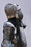 jest uzbrojony samurais Zdjęcia Royalty Free
