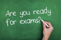 Jesteś Ty Przygotowywający Dla egzaminów/przygotowanie zdjęcie royalty free
