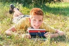 Jesteś ty przygotowywający dla szkoły? Zdjęcia Stock