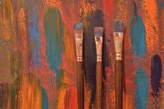 ` jestem artysty ` 3 Zdjęcie Royalty Free