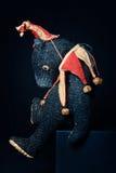 Jester αντέχει Στοκ φωτογραφία με δικαίωμα ελεύθερης χρήσης