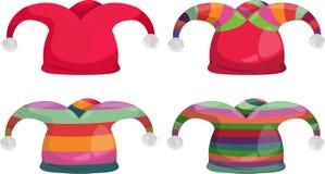 jester καπέλων διάνυσμα Στοκ εικόνες με δικαίωμα ελεύθερης χρήσης