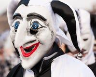 Jester Carnival Mask Stock Photography