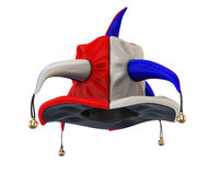 Jester hat for your design Stock Image