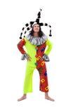 Jester joker Royalty Free Stock Photo