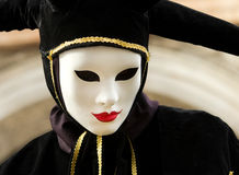 Jester mask Royalty Free Stock Photos