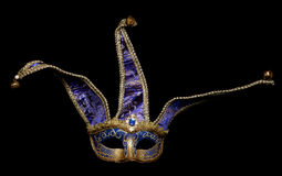 Jester Masquerade mask Stock Photography