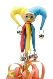 Jester Puppet Stock Photo