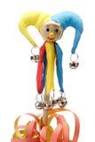 Jester Puppet Stock Photo