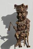Jester statue Stock Photos